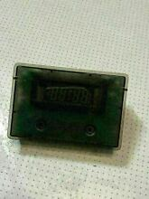 FP 3  electrolux double gas oven digital clock timer
