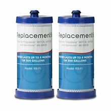 Frigidaire WFCB WF1CB PureSource Comparable Refrigerator Water Filter 2 Pack