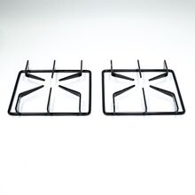 NEW Whirlpool 12200030 GRATE   BURNER  2 PACK  FACTORY AUTHORIZED