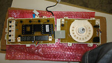 PCB MAIN ASSEMBLY FOR LG WASHER  FRONT LOAD EBR73852701