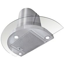 30  Wall Mount Stainless Steel Kitchen Range Hood Powerful Vent Stove w  Buttons