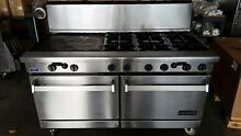 Imperial Range   2 ovens  2  griddle  and open burners