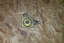 WB19K1 GE Gas Stove USED  Pressure Regulator   Shut Off Valve