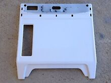 22002116 NEW Maytag Neptune Washer Cabinet Top   White