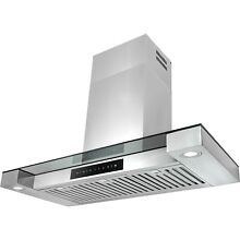 36  Stainless Steel Wall Mount Convertible Cooking Fan Stove Kitchen Range Hood