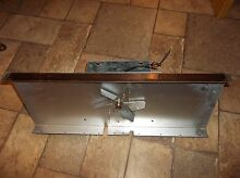 Broan DCS WO 230SS  Oven convection motor assembly part   16327