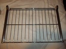 Broan DCS WO 230SS  Oven rack parts    96204  14197 01 and 15021 04
