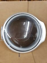 SAMSUNG WASHER DOOR ASSEMBLY   PART  DC97 16099B