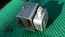 6RR48 MAGNETRON WITOL 2M219J  FROM EMERSON MW8995 MICROWAVE OVEN  0 4 OHMS  VGC