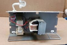 GE SIDE BY SIDE REFRIGERATOR ICE AUGER MOTOR   PART  WR60X202