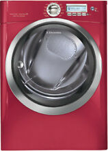 Electrolux EWMGD70JRR 27  Red Front Load Gas Dryer NIB  8663