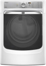 Maytag MED7000AW 27  White Front Load Electric Steam Dryer NIB  8469