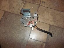 Maytag MES5752BAB15 Stove Range OVEN Door latch   handle   part   74010897