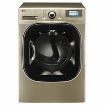 LG DLEX3885C 27  Chardonnay Front Load Electric Steam Dryer NIB  9740