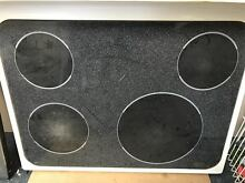 GE RANGE MAIN STOVE TOP   PART  WB62T10717
