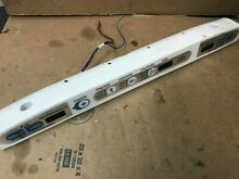 GE REFRIGERATOR TOUCH PAD AN BOARD   PART  WR55X10389
