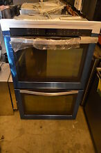Whirlpool WOD93EC0AS 30  Stainless Double Electric Convection Oven NOB  5420 T2