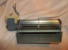 Thermador Bosch Oven Cooling Fan   Motor Assembly 00444098 444098 00487020 a