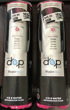 OEM Whirlpool Every Drop Refrigerator WATER FILTER EDR5RXD1 4396508 4396510