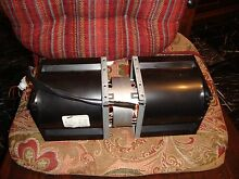 GENERAL ELECTRIC Microwave Oven Ventilation Motor Asm   GE Spacemaker XL1800  EC