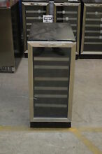Danby DWC1534BLS 15  Stainless Built In Wine Cooler T 2 NOB  13594