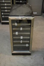 Danby DWC1534BLS 15  Stainless Built In Wine Cooler T 2 NOB  13586