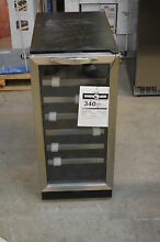 Danby DWC1534BLS 15  Stainless Built In Wine Cooler T 2 NOB  13600