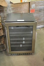 Danby DWC053D1BSSPR 24  Stainless Built In Wine Cooler T 2 NOB  13629