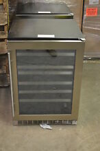 Danby DWC053D1BSSPR 24  Stainless Built In Wine Cooler T 2 NOB  13627