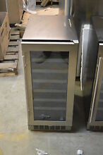Danby DWC031D1BSSPR 15  Stainless Built In Wine Cooler T 2 NOB  13656