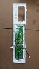 LG WASHER CONTROL BOARD WITH CONTROL PANEL   PART  EBR62280704
