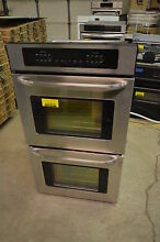 Frigidaire FFET2725PS 27  Stainless Double Electric Wall Oven NOB  13743