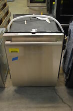 Thermador DWHD440MFM 24  Stainless Fully Integrated Dishwasher NOB  13783