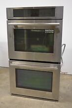 Jenn Air JJW3830WS 30  Stainless Double Electric Convection Wall Oven  01189