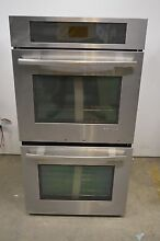Jennair JJW2827WS 27  Stainless Double Wall Oven Electric Convection  1562