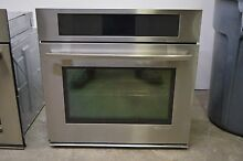 Jenn Air JJW3430WS 30  Stainless Single Electric Wall Oven NEW  01180
