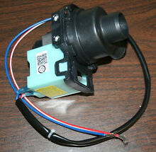 HAIER WD 5470 12 WASHER DRAIN PUMP PCX 30L FOR HLP20E HLP21E HLP21N HLP021