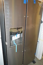 Whirlpool WRS975SIDM 36  Stainless Side By Side Refrigerator NOB  14063 T 2