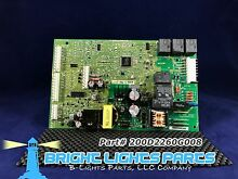 GE Main Control Board FOR GE REFRIGERATOR 200D2260G008 Green   WR55X10174