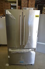 KitchenAid KRFF305ESS 36  Stainless French Door Refrigerator NOB T 2 CLW  14319