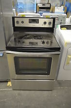 Whirlpool WFE530C0ES 30  Stainless Freestanding Electric Range NOB  14488 T2 CLW