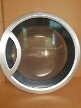 GE WASHER DOOR ASSEMBLY   PART  WH46X10125