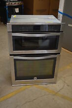 Whirlpool WOC95EC0AS 30  Stainless Microwave Oven Wall Oven NOB T 2  14692 CLW