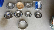 Stove Drip Pans Large Small Rings Most GE Other Brands Hotpoint Westinghause