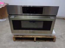 NEW  BOSCH 500 Series MB50152UC 30  Built In Microwave   Convection Oven    850