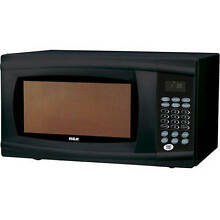 RCA 1 1 cu ft Microwave  Black