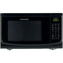 Frigidaire 1 4 Cu Ft 1100W Countertop Microwave Oven  Black