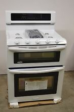 Kitchenaid KGRS505XWH Architect II 30  White Freestanding Gas Range  2278