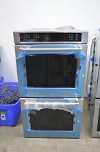 KitchenAid KODE507ESS 27  Stainless Electric Double Wall Oven NOB  1673 NEW