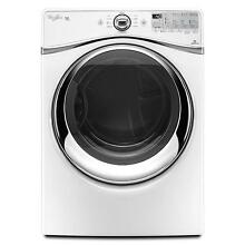 Whirlpool WED96HEAW 27  White Front Load Electric Dryer 7 4 Cu Ft  NIB  4651